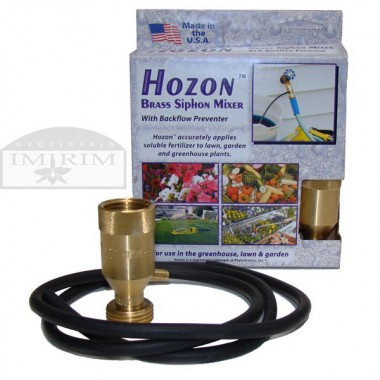 HOZON - SIFÃO BRONZE MIXER INJETOR FERTILIZANTE