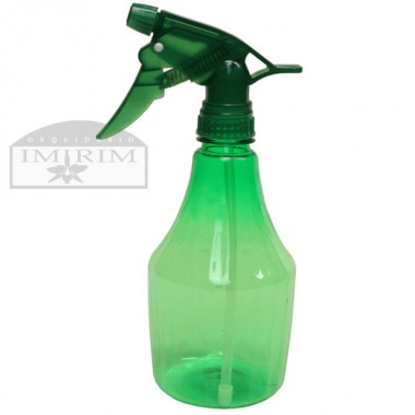 Pulverizador Manual 550 ml Verde