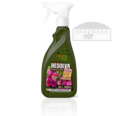 Resolva Inseticida Pronto Uso 500 ml