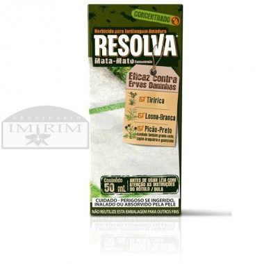 Resolva Mata Mato Concentrado 50 ml